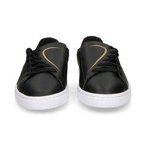 NWT PUMA Basket Crush Emboss Sneakers 369595-02